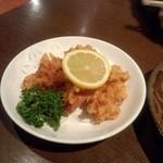 たまねぎ食堂 - ドリンク写真:鶏の唐揚げ