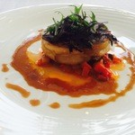 指帆亭 - 藤沢 みやじ豚ロース肉のコンフィ