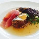 指帆亭 - 相模湾より 真イワシのビネガー煮