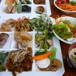 50868566 - 朝採れ新鮮野菜がいっぱい☆