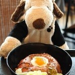 全国ご当地丼ぶり屋台 - ボキが食べたかったのはこのどんぶり、 東京ローストビーフ丼980円。
