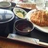 久美浜カンツリークラブ - 料理写真:1605_久美浜カンツリー_トンカツセット@1,300円