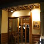 石臼挽き手打蕎楽亭 - お店は飯田橋駅から歩いて5、6分