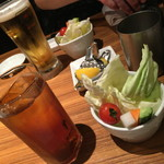 50871551 - 旬菜ミニコース 野菜スティック