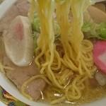 らーめん きちりん - 麺