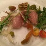 ガーデンレストラン 風舎 - 前菜