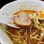 50873673 - 担々麺の鶏チャーシュー