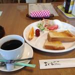 喫茶・食事 まいど - モーニングセット