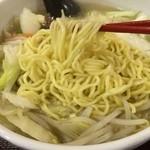 花屋 - タンメン麺