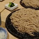 信州松本ヒカリヤ - 盛り蕎麦