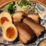 ◆皮付き五枚肉のラフテー(角煮)