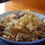 手打麺や 大島  - 肉 ぶっかけ 2玉