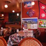 アジアン ミント カフェ - ...ランチタイムは行かない方が良い。。