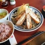 とんかつ浜勝 - 料理写真:オランダかつ定食(990円+消費税)