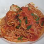 50881300 - ワタリガニのトマトクリームスパゲッティ