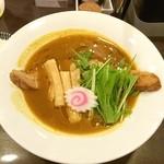 まろ亭 - カリー麺