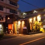 遊食屋 わらべえ - 鴻池新田の駅から東へ