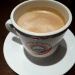 サンマルク・カフェ - カフェオレ