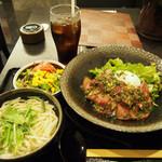 するり - 【限定5食】牛たたきちらし寿司