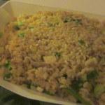 鵝肉城活海鮮 - 炒飯