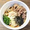 UDON KUA'AINA - 料理写真:肉ぶっかけ冷