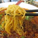 ひすい亭 - 中細麺