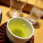 てんぷら膳 - 〆茶