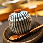 てんぷら膳 - 茶碗
