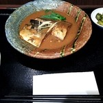 大地食堂 - 料理写真:さば味噌定食