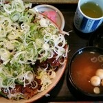 洋食亭 寅安 - 味噌かつ丼