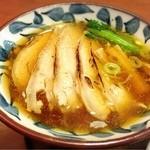 三宝亭 - 料理写真:煮干しチャーシュー