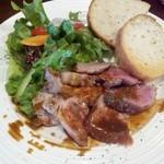 50894308 - カナダ産豚肉ロースのステーキ