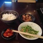 とんちゃんや かつら - 料理写真: