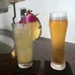 50897670 - ジャマイカンジンジャーソーダとノンアルコールビール