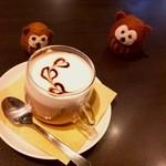 Cafe de 武 - ショコラオレ(バナナ・いちご・マロン)