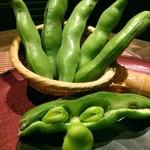 宗平 - 南河内産…そら豆♫
