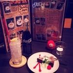 Cafe de 武 - ガトーショコラ