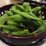 やきとりの扇屋 - ougiya:枝豆