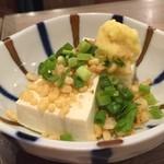 やきとりの扇屋 - ougiya:豆腐