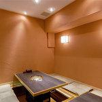 鶴屋 - 【座敷席】二卓ご用意しております。