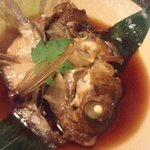 鳥翔 - 鯛かぶと煮