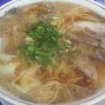 来来亭 - ワンタン麺大盛り