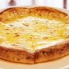 森の中のレストラン こどう - 料理写真:4種チーズのピッツァ