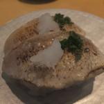 50900889 - ノドグロの炙り寿司
