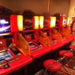 ITサンエイ100円カフェ - 内観写真:アーケードゲーム