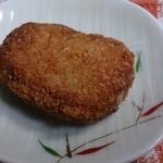 肉の大橋亭 - コロッケ