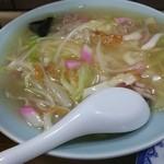 50905867 - 皿うどん太麺(600円税込)