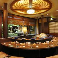 天ぷらカウンター中卓