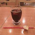 京の洋食工房 MOLLette - アイスコーヒー