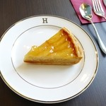 HUIT - 料理写真:タルト ポワール